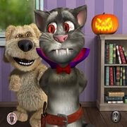 Tom-Cat-Halloween-Fun